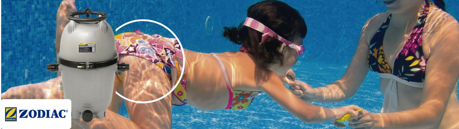 Filtros para Albercas marca Zodiac